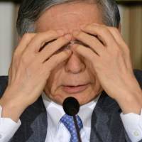 Abe-Kuroda 'honeymoon' risks being soured by fiscal friction