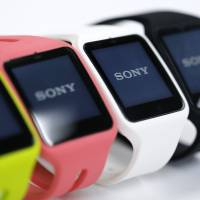 Sony smartphone sales may suffer as it sews together a wearables portfolio