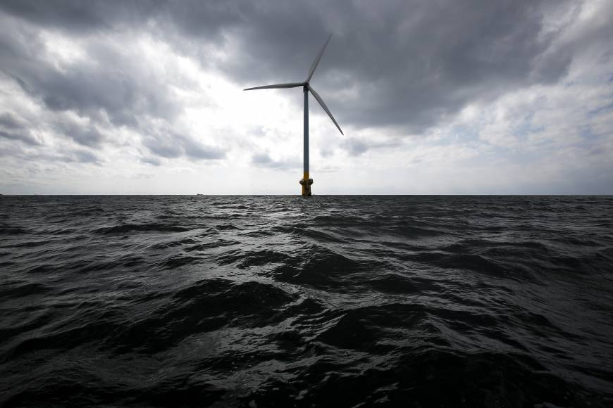 Government support for wind power may increase offshore capacity ...