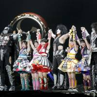 Review: Kiss with Momoiro Clover Z at Tokyo Dome