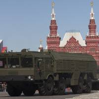 Russia threatens to aim nuclear missiles at Denmark ships if it joins NATO shield