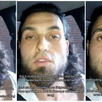 Police release video made by gunman before Ottawa attack
