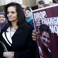 Chicago activist gets prison term for immigration crime of lying about Israel bombing convictions