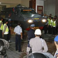 Indonesia nearly ready to execute nine foreign drug smugglers