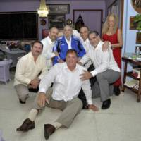 Fidel Castro finally meets the 'Cuban Five' spies turned heroes