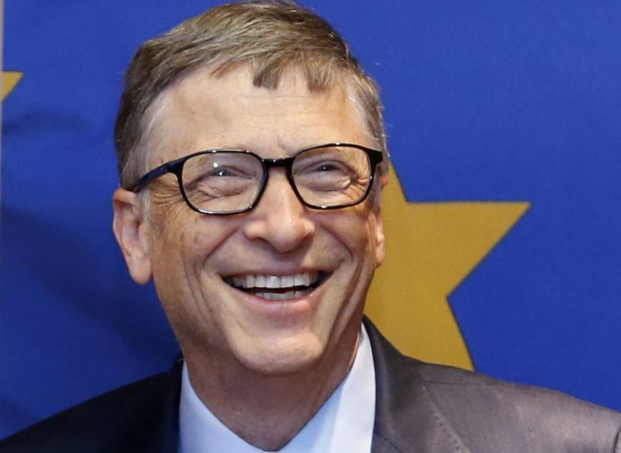 Bill Gates Forbes Bill Gates Reuters