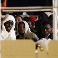 Italy rescues more than 1,000 migrants at sea; 10 perish