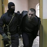 Two Chechens charged in slaying of Kremlin critic Nemtsov