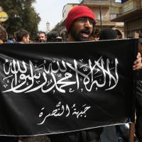 Nusra Front quietly rises in Syria as Islamic State targeted