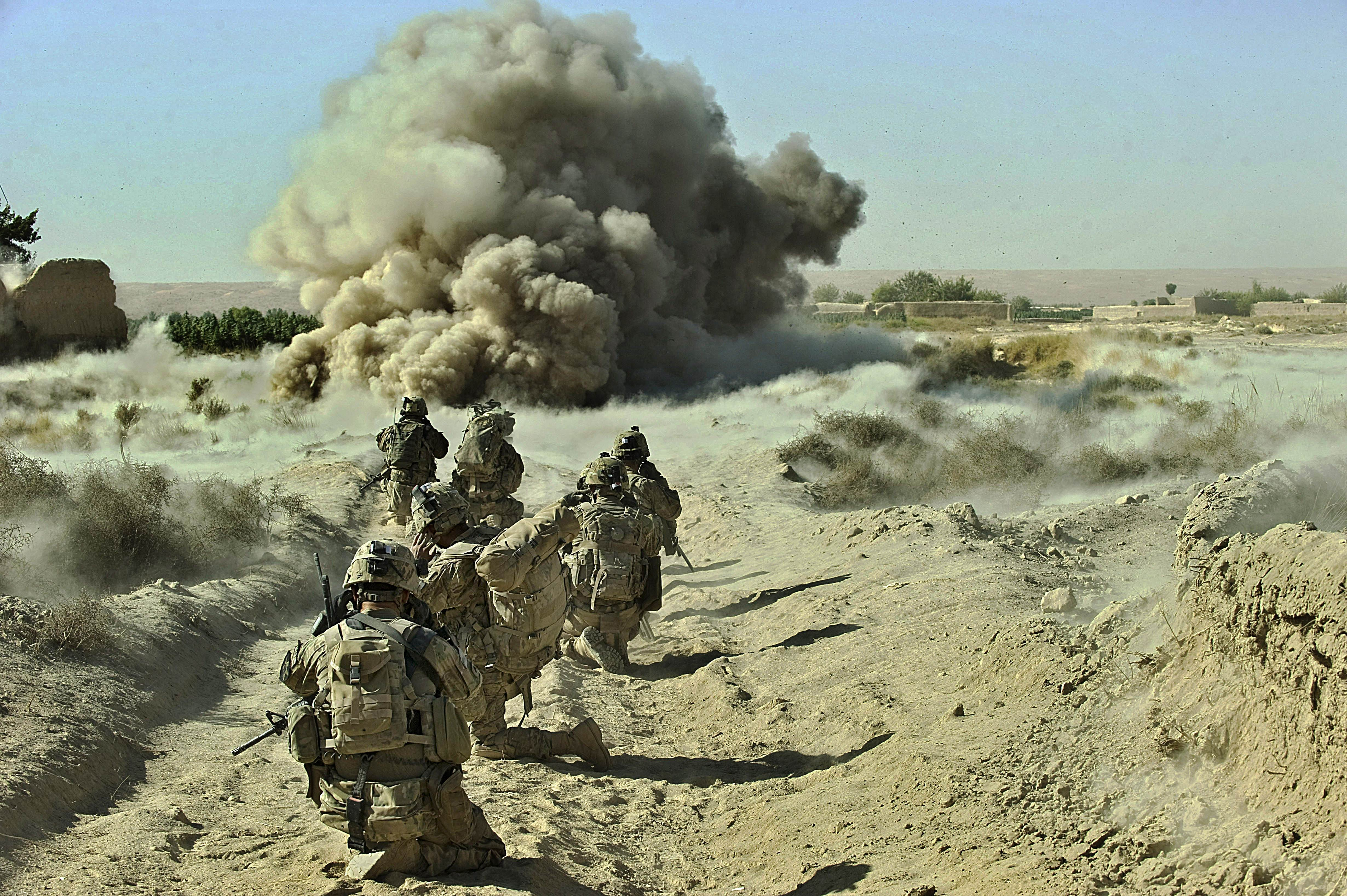 Obama To Announce Slower Afghan Withdrawal Through 2016