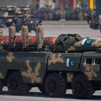 Pakistan: Short-range nukes needed to deter India