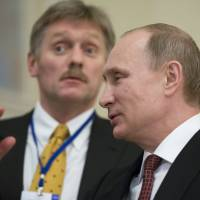 In Russia, speculation swirls over Putin absence