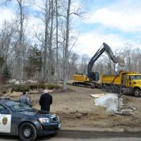 Connecticut home of Sandy Hook school shooter is demolished