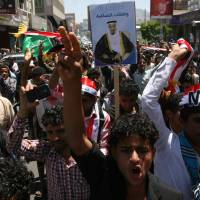 Saudi bombs prop up failing ally in Yemen after Shiite rebel gains
