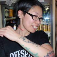 Ai Yamamoto, Bartender, 25 (Japanese): That's unbelievable! How could they even think about doing that? I would never be allowed to go to a beach again in my life. Give me a break!