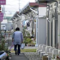 More Fukushima evacuees are deciding to stay away for good