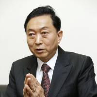 Hatoyama stirs trouble with plan to visit Crimea