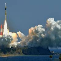 Japan launches replacement intelligence satellite