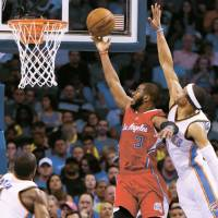 CP3 fuels win over Thunder