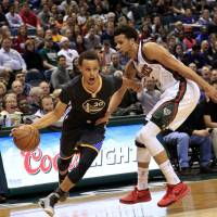 Warriors win 60th, clinch top seed