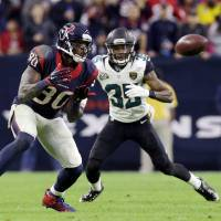 Texans release longtime star wideout Johnson