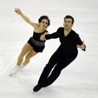 Duhamel, Radford claim pairs gold at worlds