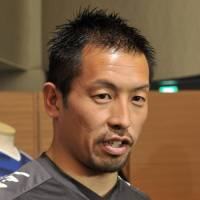 Goal hero Yamagishi determined to keep Montedio up