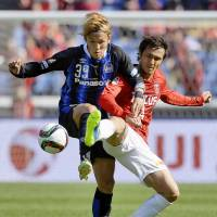 Gamba looking for more success after glittering 2014