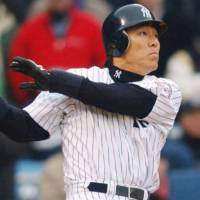 Why did Matsui pick Yankees over Giants?