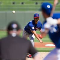 Rangers to be cautious with Darvish, others