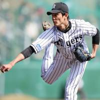 Tigers' Fujinami may be ready to roar