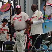 Barbon, NPB's first Latin star, reflects on Japan
