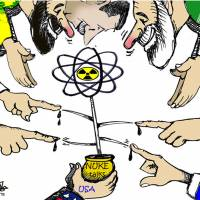 From nuclear safety to nuclear security