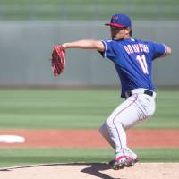 Rangers ace Darvish to have season-ending surgery Tuesday