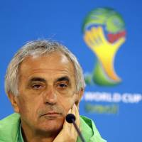 JFA confirms Halilhodzic as new national team manager