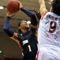 Kennedy sparks Niigata in victory over Gunma