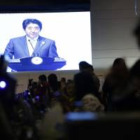 Abe's omissions in Jakarta were 'unwise' step backward, historian says