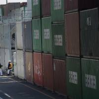 Trade balance swings to first surplus since 2012