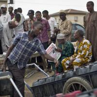 Voters in Boko Haram-hit Borno seal fate of Nigeria's Jonathan