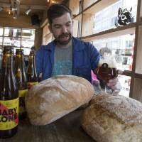 Babylonian brew: Belgian makes beer from bread