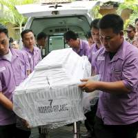 International outrage follows Indonesia executions; condemned sang 'Amazing Grace'