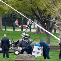 Lawmakers question how gyrocopter slipped under capital's radar; pilot's friend says he alerted Secret Service