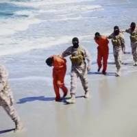 Video purports to show Islamic State executing Ethiopian Christians in Libya