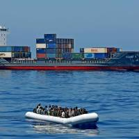 Migrant smuggling bumper, volume trade amid Libya's disintegration