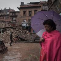 Nepal gets first supplies of aid