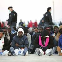 Italy arrests Muslim migrants who allegedly threw Christians overboard before rescue