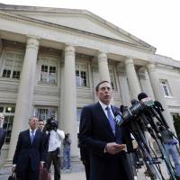 Petraeus fined $100,000, gets two years of probation for military leak