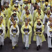 One year after Sewol ferry sinking, little changed in South Korea