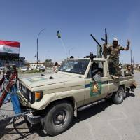 Iraqi forces will be held accountable for abuses they commit in Tikrit; Baiji next target: U.S. official