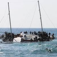 'Death voyages' escalating as European leaders struggle with crisis response